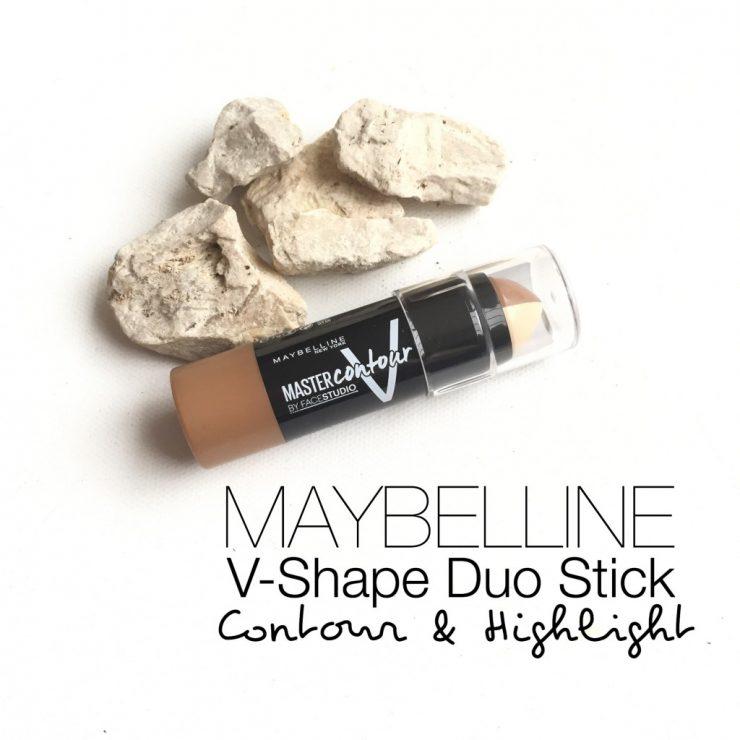 Maybelline V-Shape Duo Stick Contour & Highlight