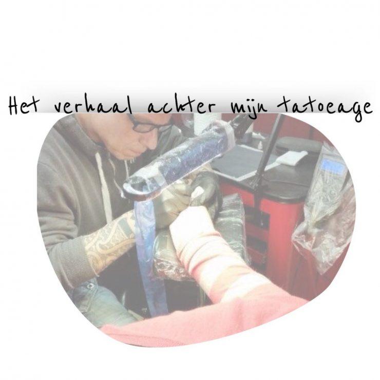 Het verhaal achter mijn tatoeage