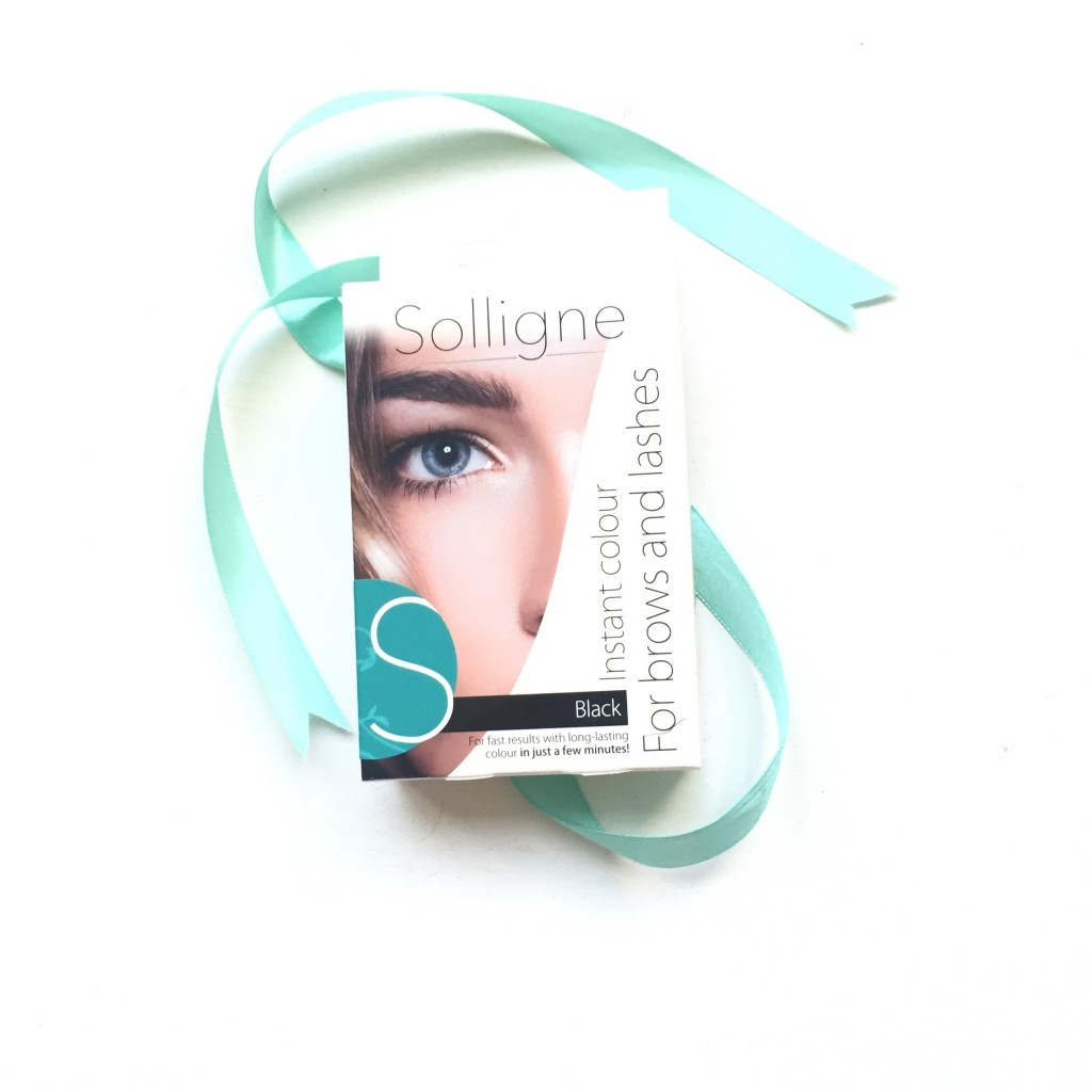 Solligne Instant Colour For Brows and Lashes