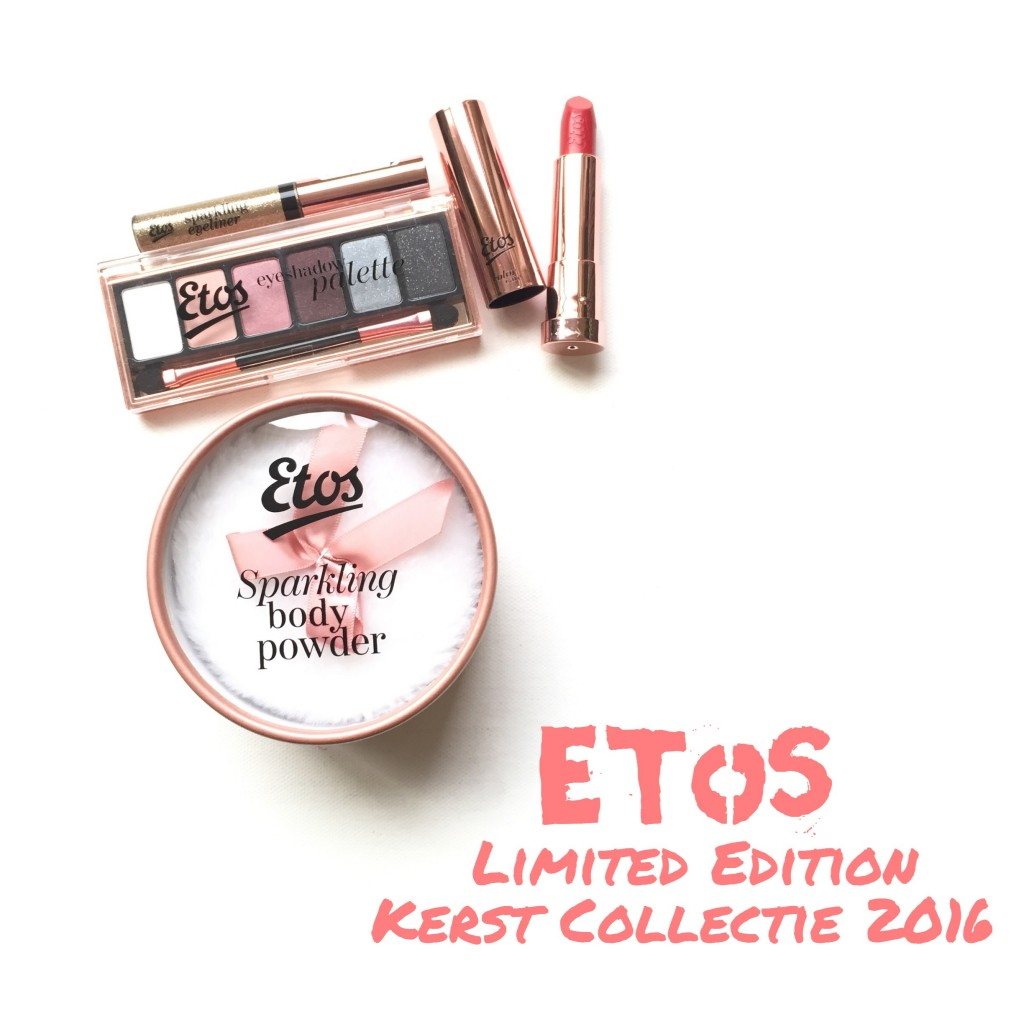 Etos Limited Edition Kerst Collectie 2016