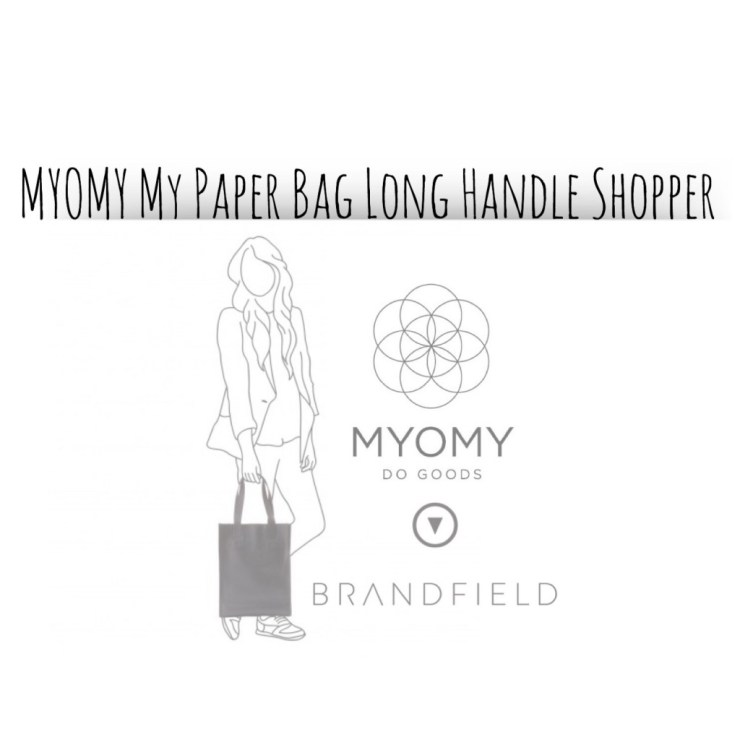 MYOMY My Paper Bag Long Handle Shopper