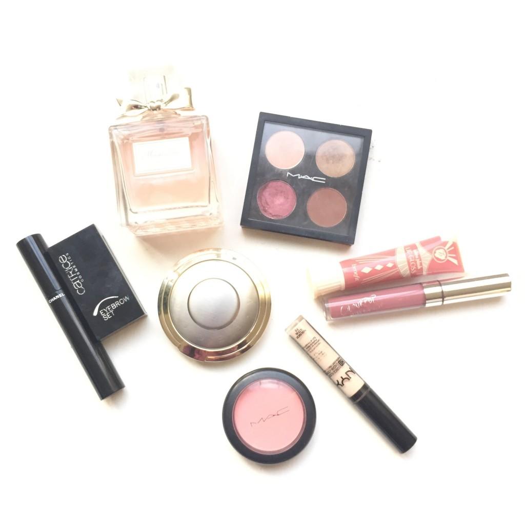 Mijn dagelijkse make-up producten