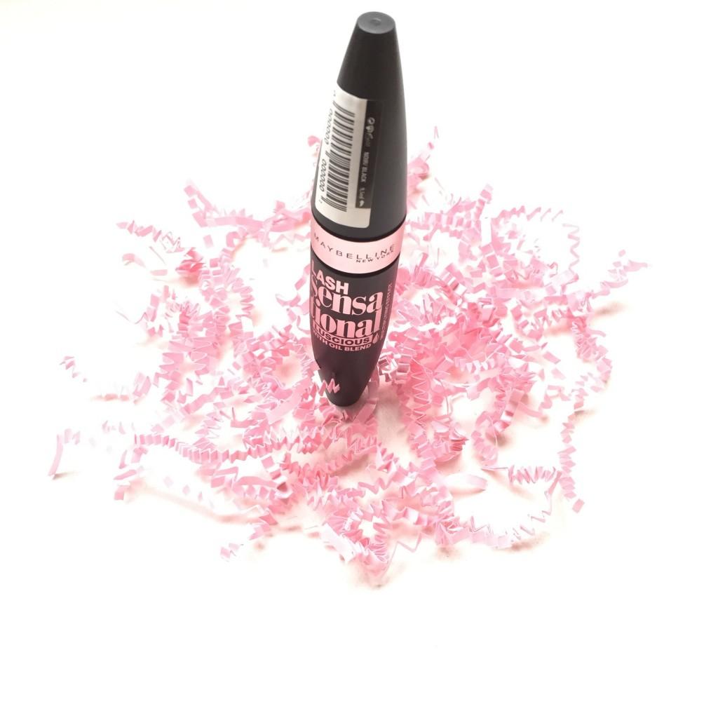 Maybelline Lash Sensational Luscious Black Mascara