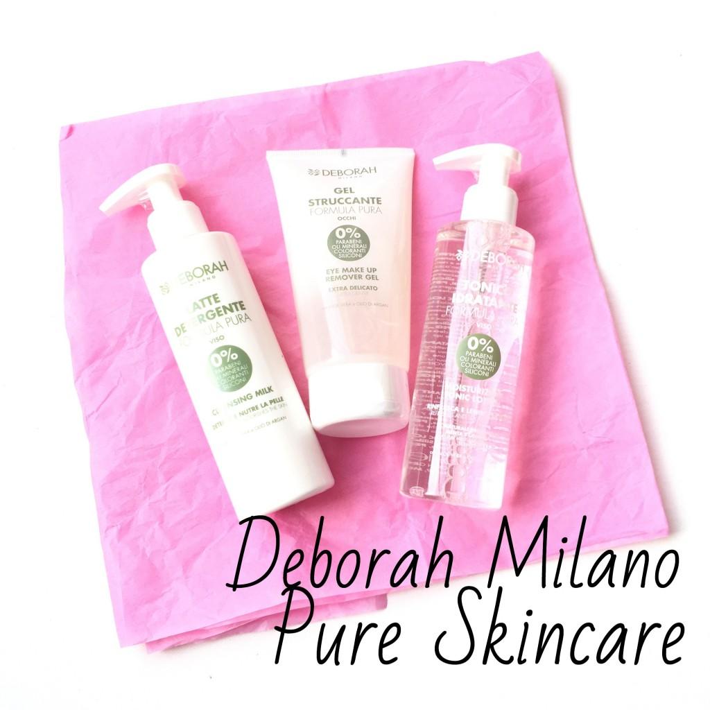 Deborah Milano Pure Skincare