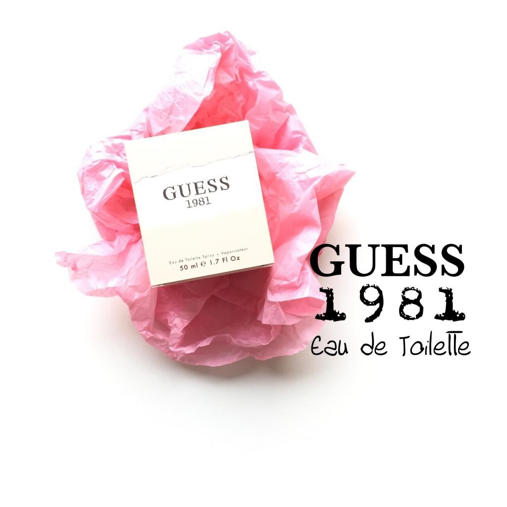 Guess 1981 Eau de Toilette