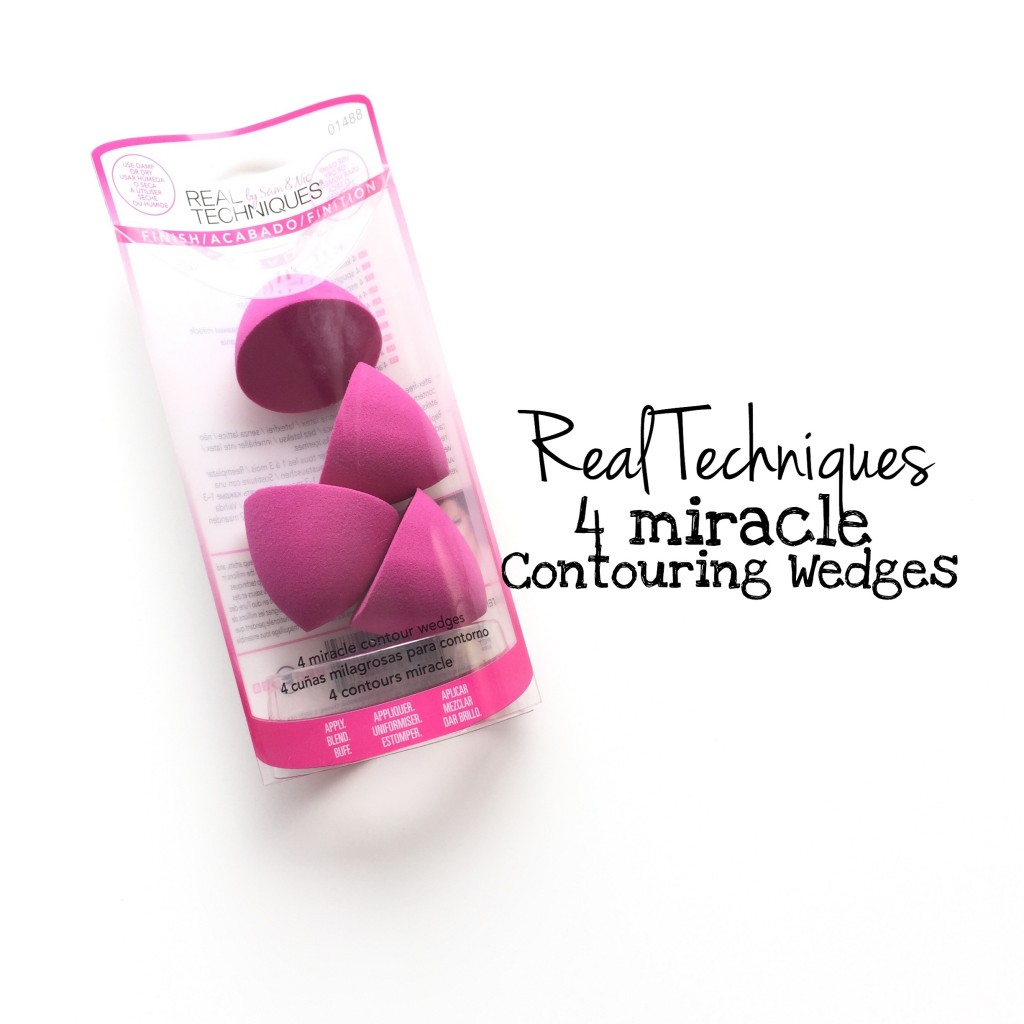Real Techniques 4 Miracle Contouring Wedges