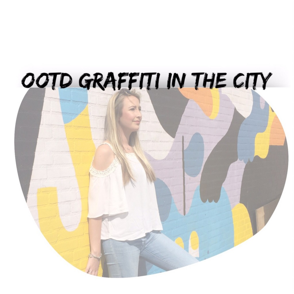 OOTD Graffiti in the City
