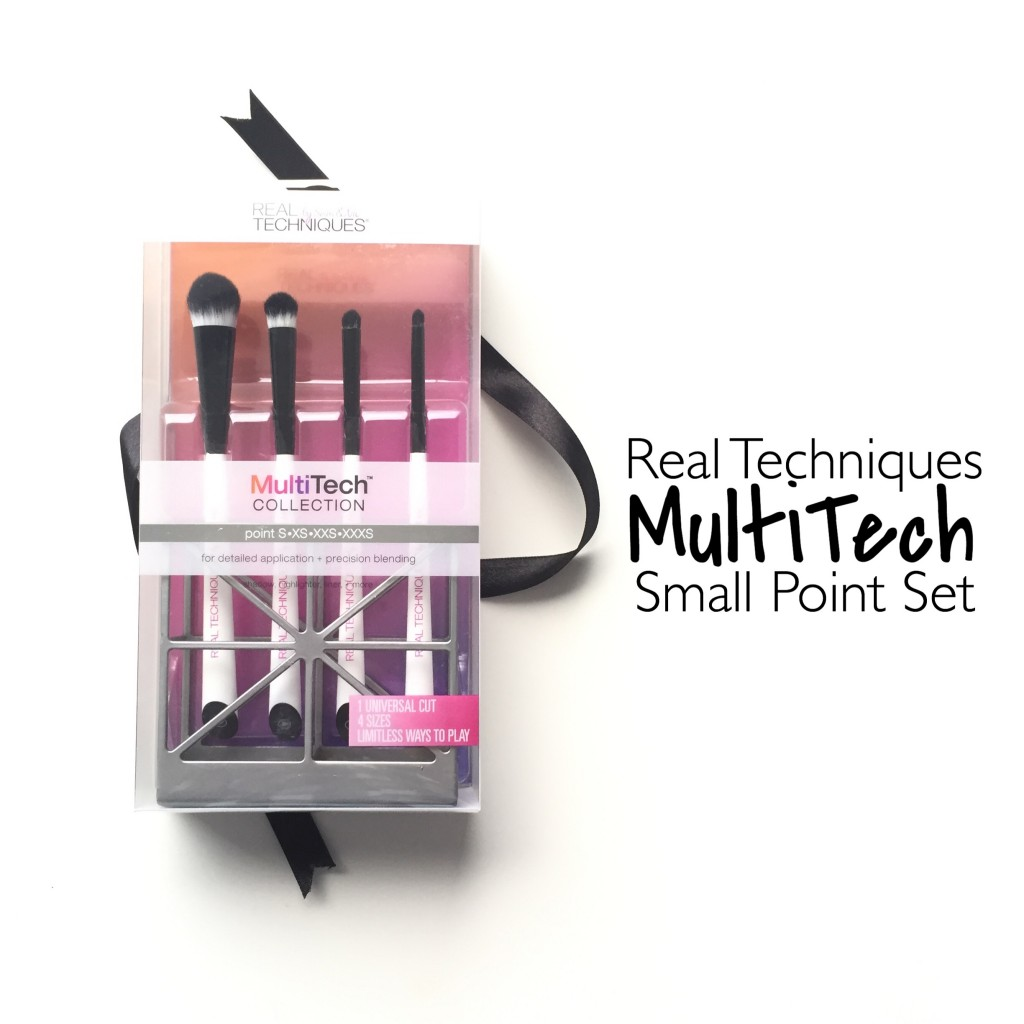 Real Techniques Multitech Small Point Set