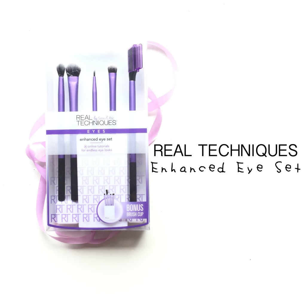 Real Techniques Enhanced Eye Set