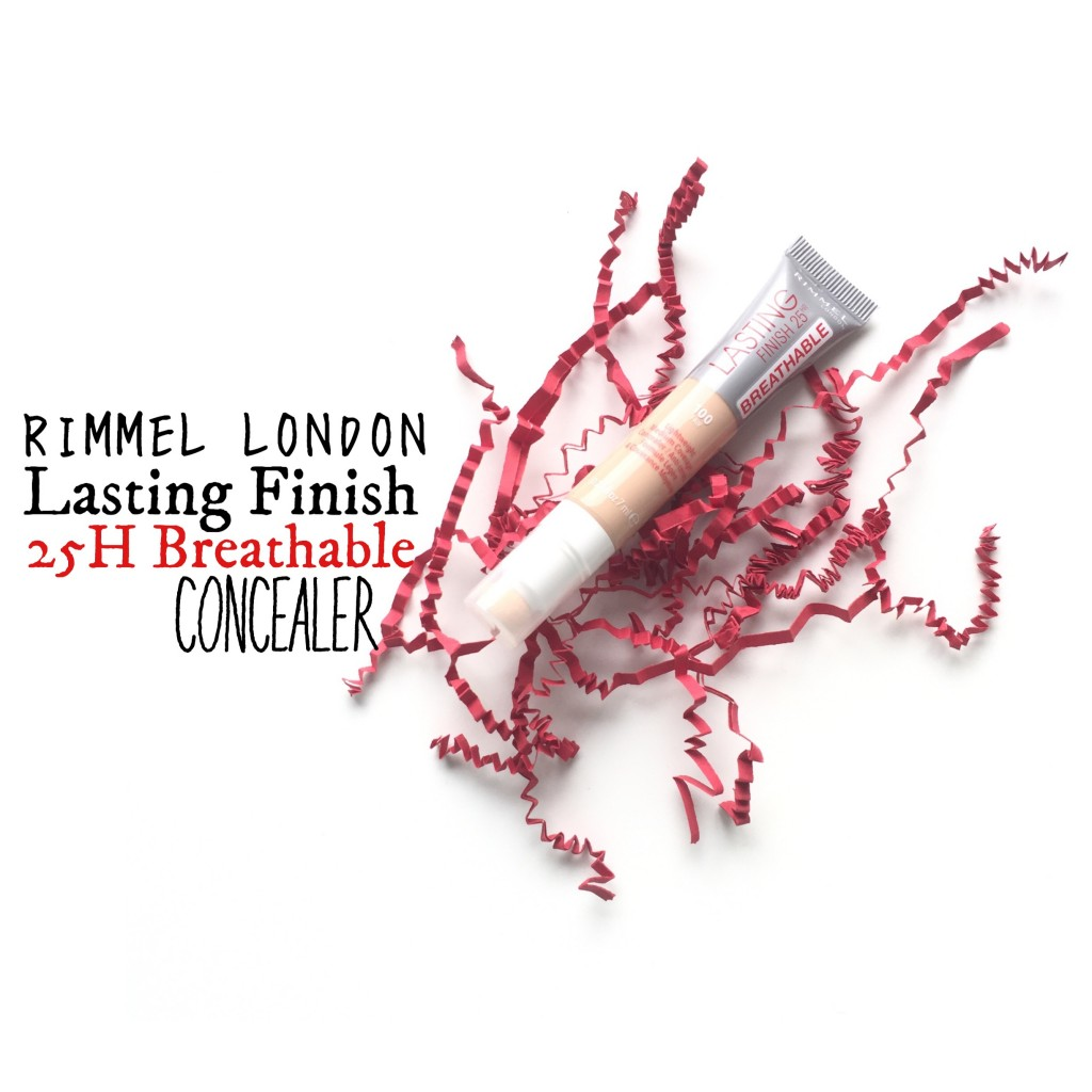 Rimmel Lasting Finish 25H Breathable Concealer