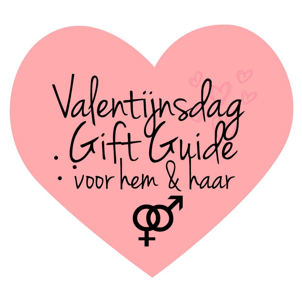 Valentijnsdag Gift Guide