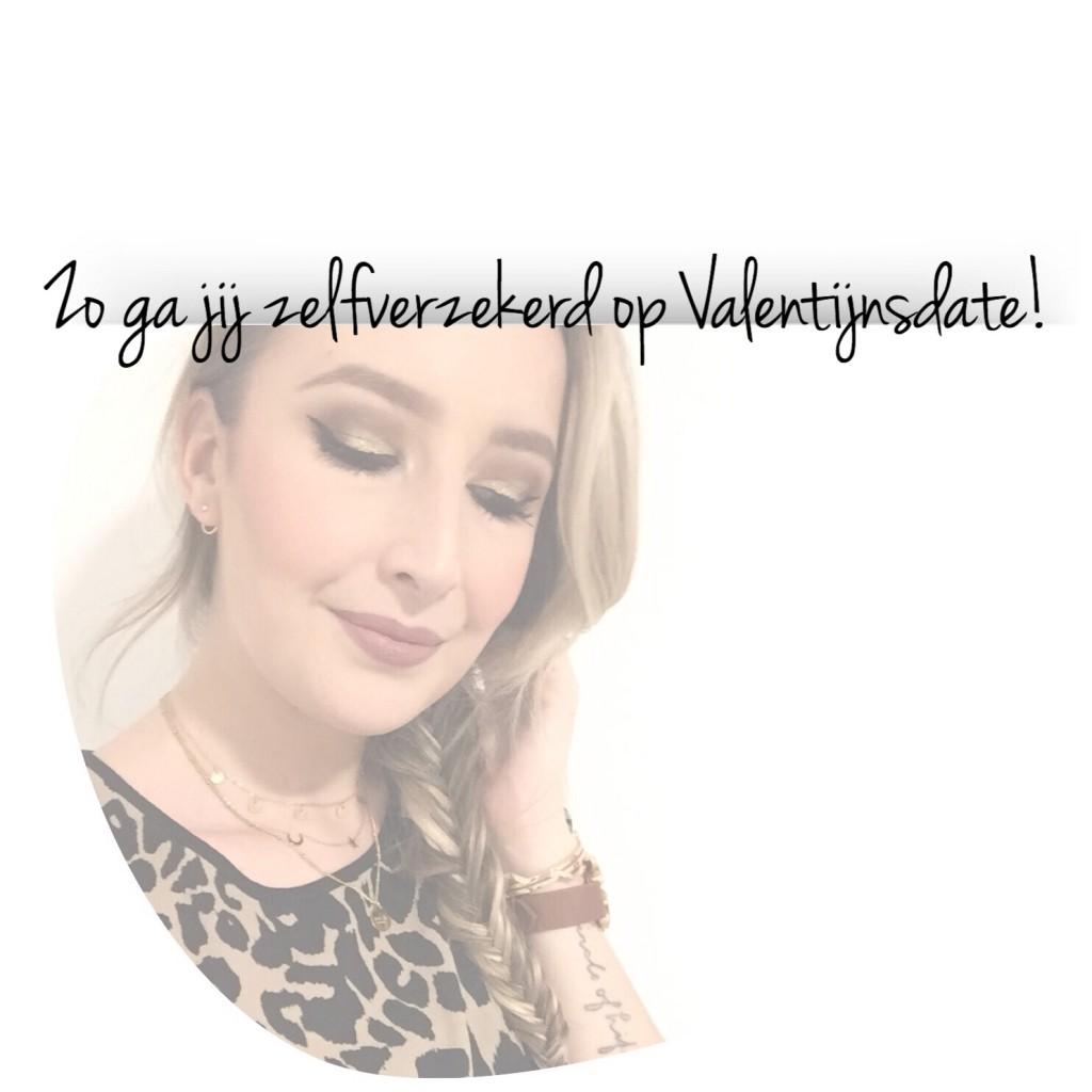 Zo ga jij zelfverzekerd op Valentijnsdate!