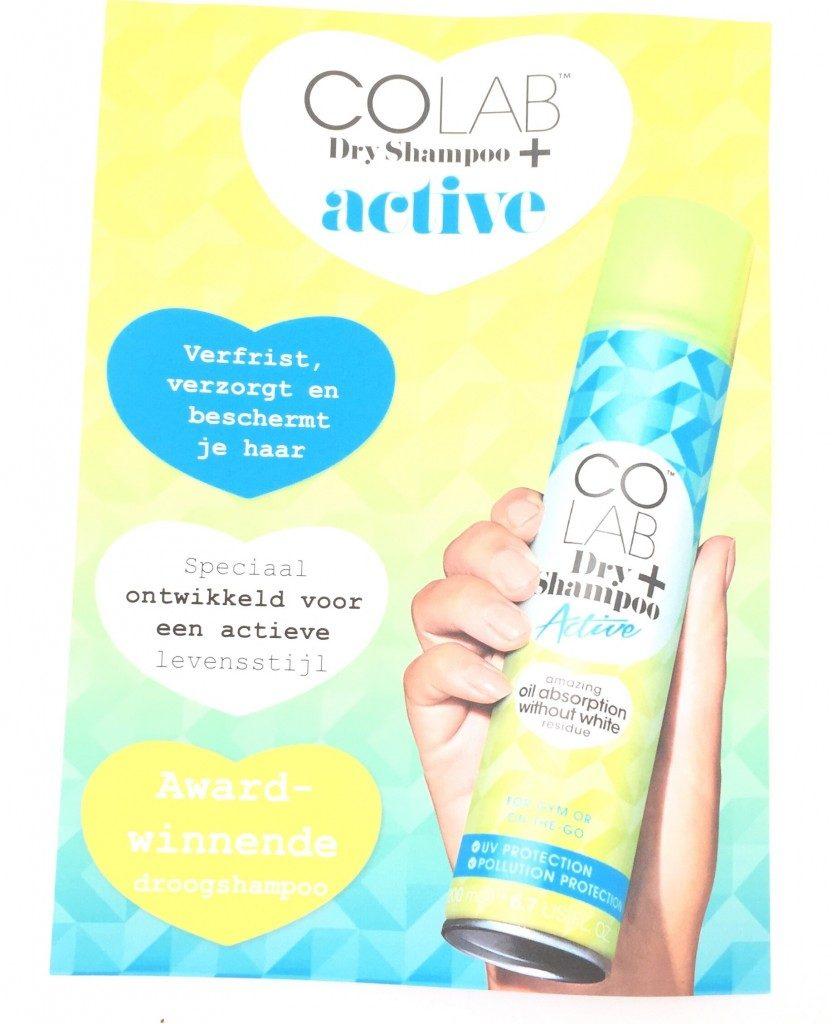 Colab Active Droogshampoo