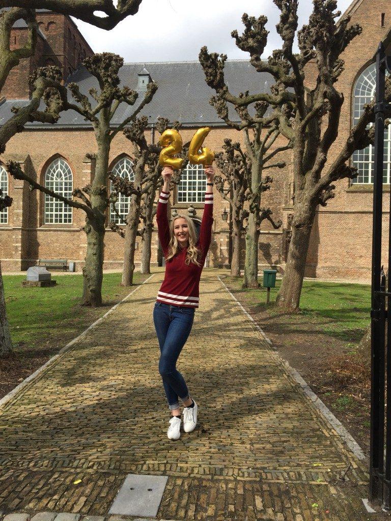 IT'S MY 24th BIRTHDAY + WINACTIE!