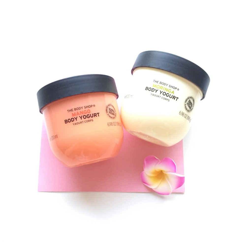 The Body Shop Body Yoghurt