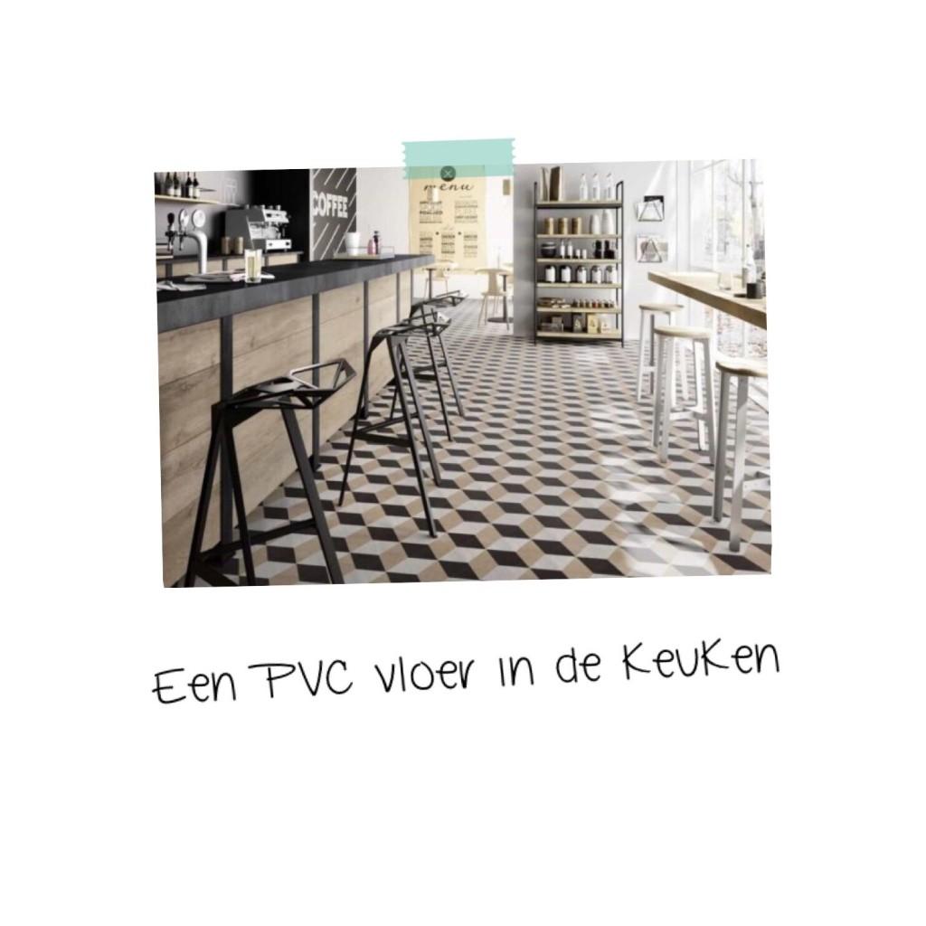 Een Pvc Vloer In De Keuken Lindsey Beljaars