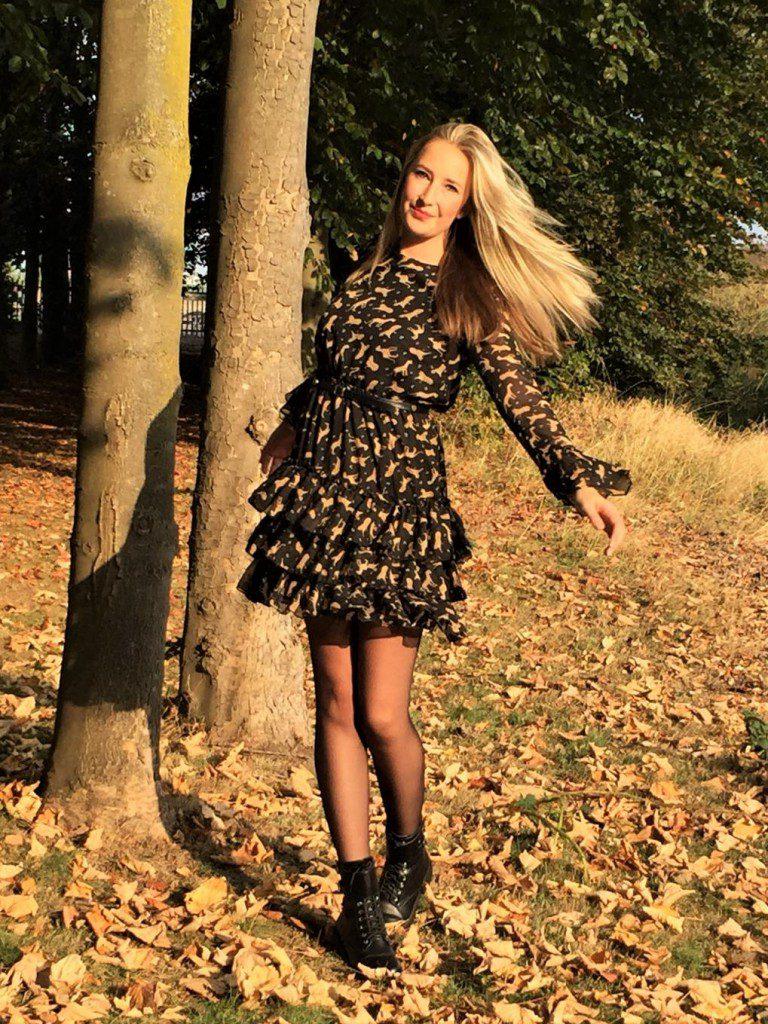 OOTD Pretty Autumn