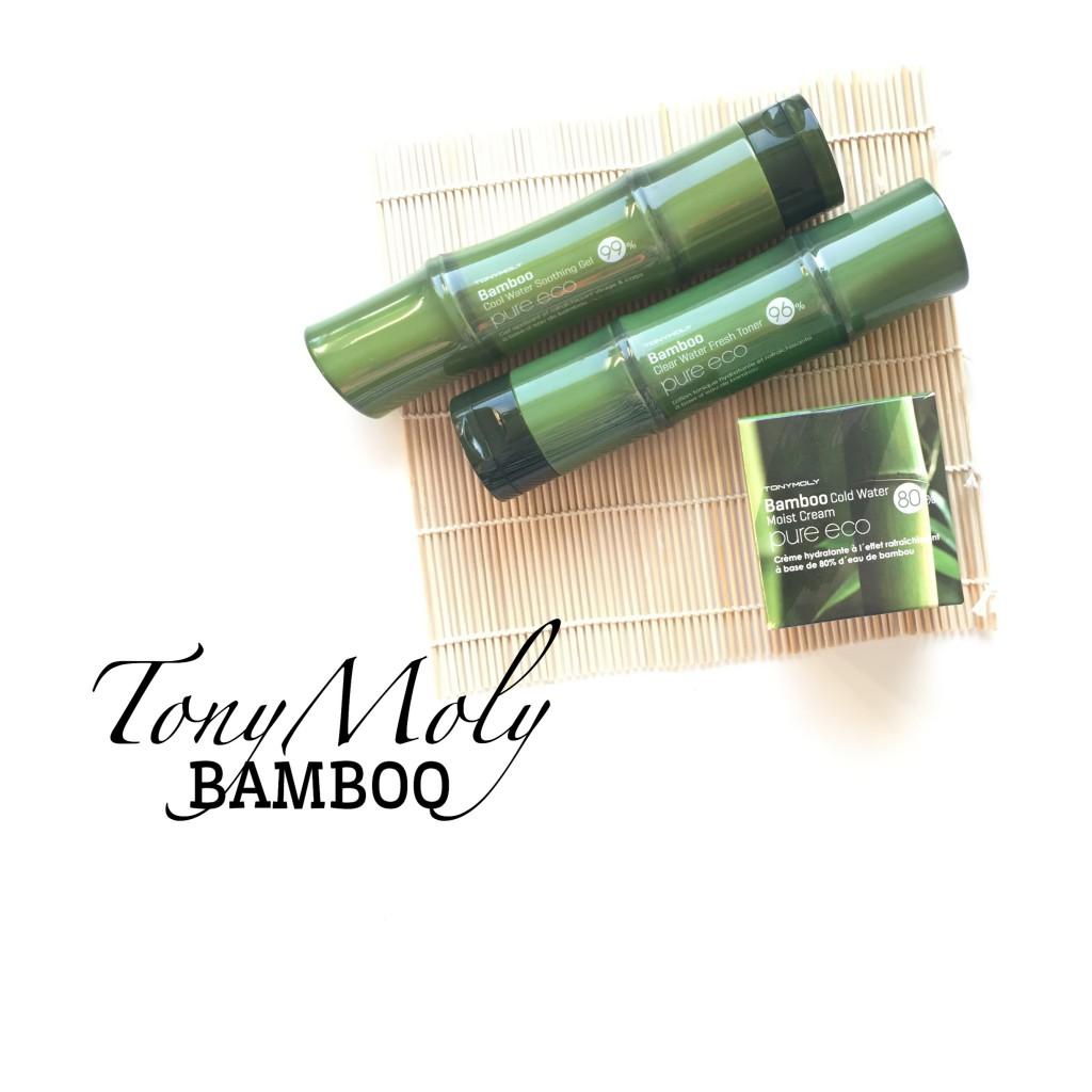 TonyMoly Bamboo