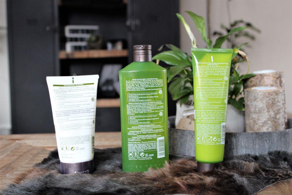 Yves Rocher Anti-Pollution Haarverzorging