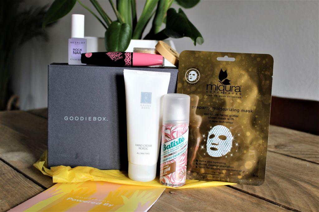 Goodiebox Unboxing Februari
