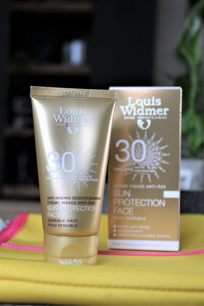 Klaar voor de zon met Louis Widmer