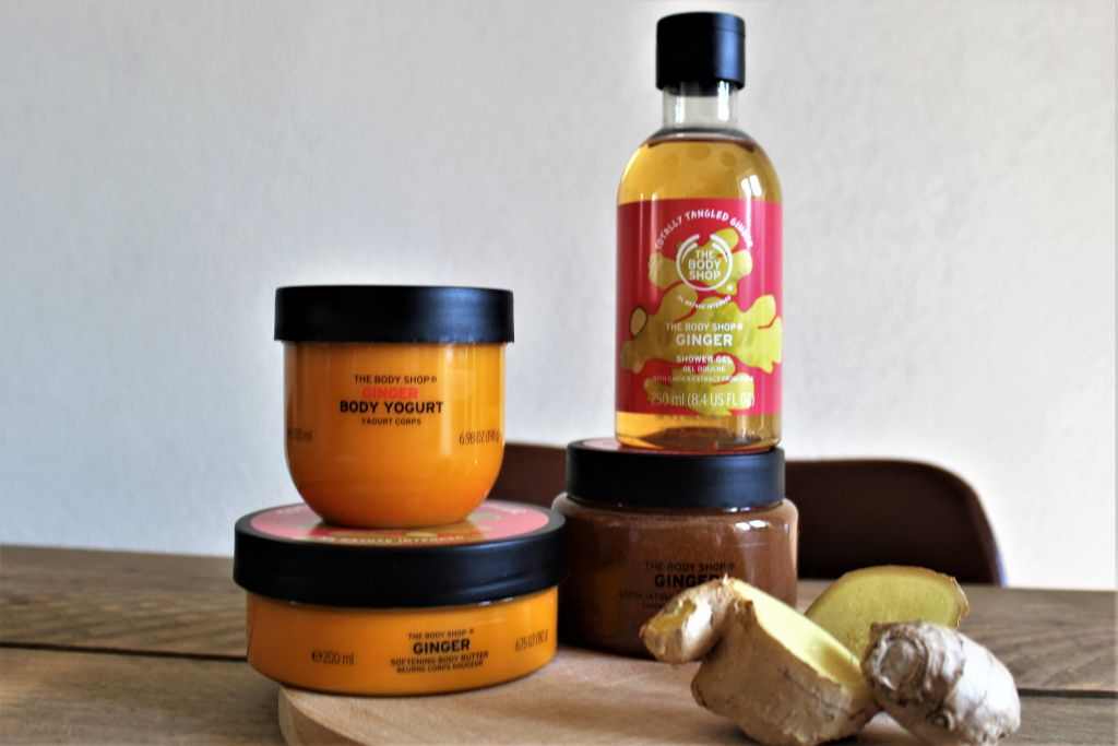 The Body Shop Special Edition Ginger