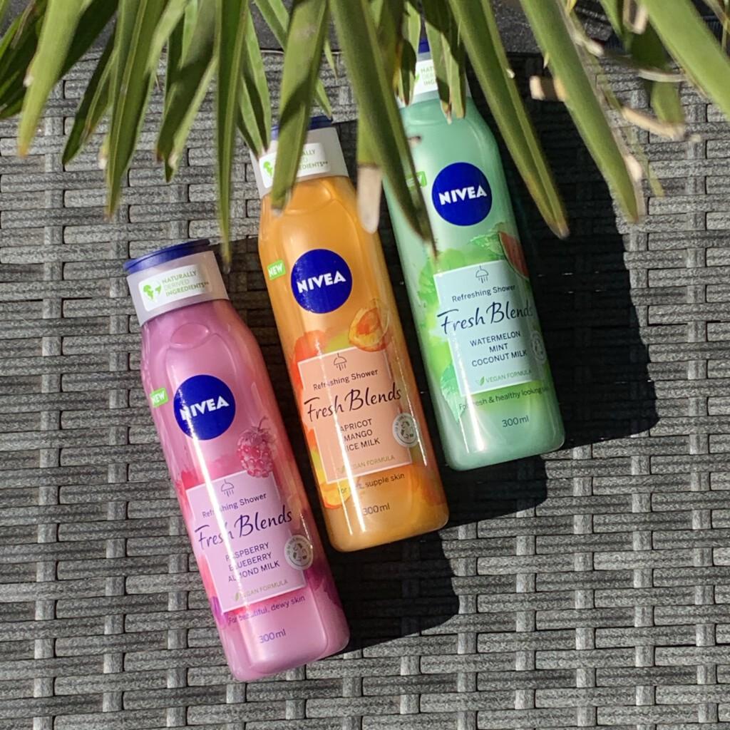 NIVEA Fresh Blends Douchegels