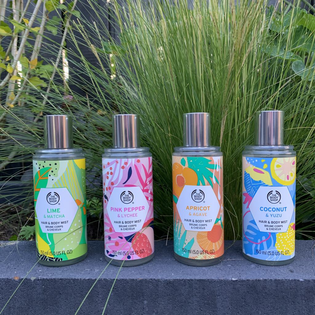 The Body Shop Superfood Hair & Body Mist