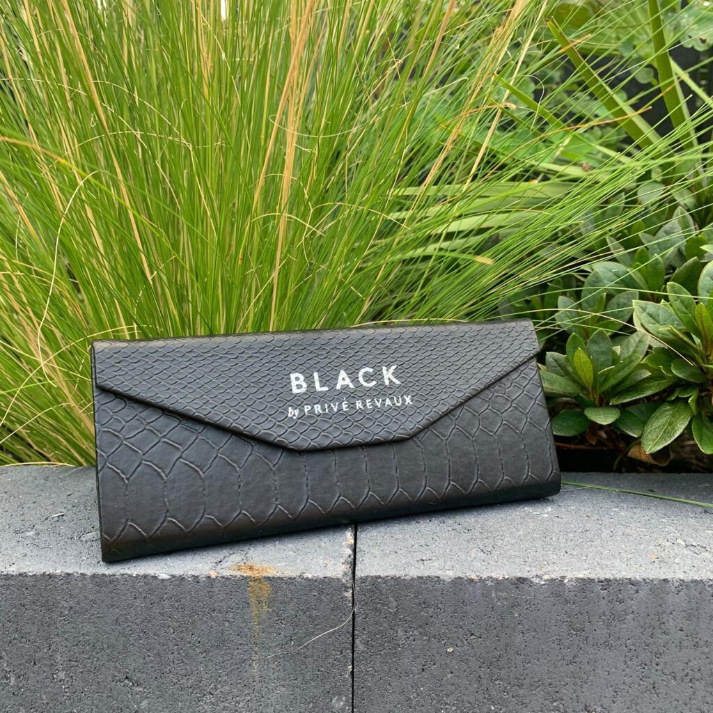 Black by Privé Revaux The Posh Zonnebril