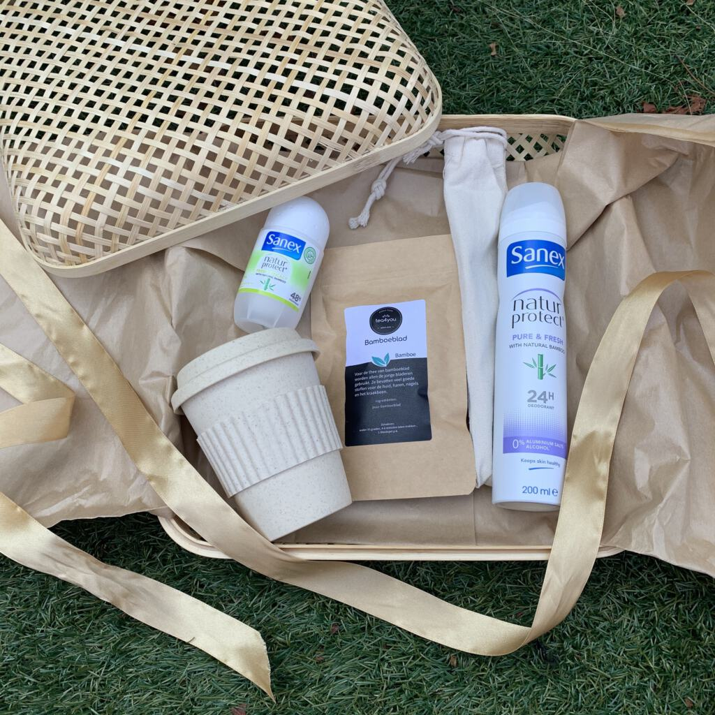 Sanex Natur Protect Bamboo Fresh deodorant