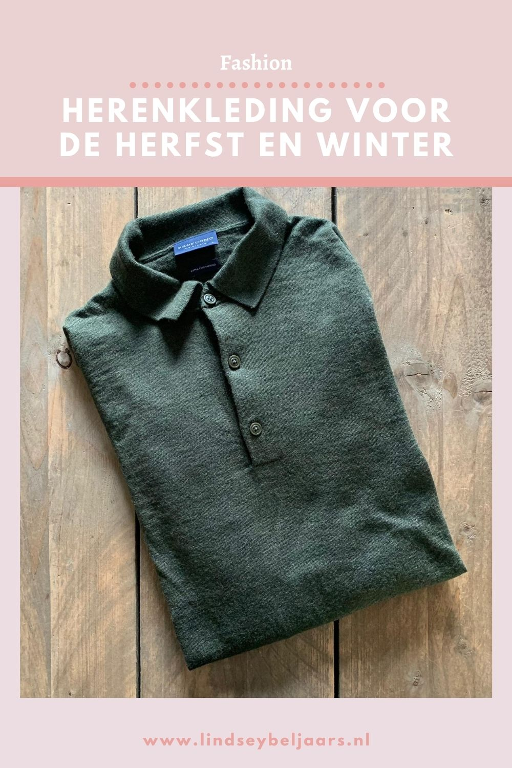 Perfecte herenkleding voor de herfst en winter