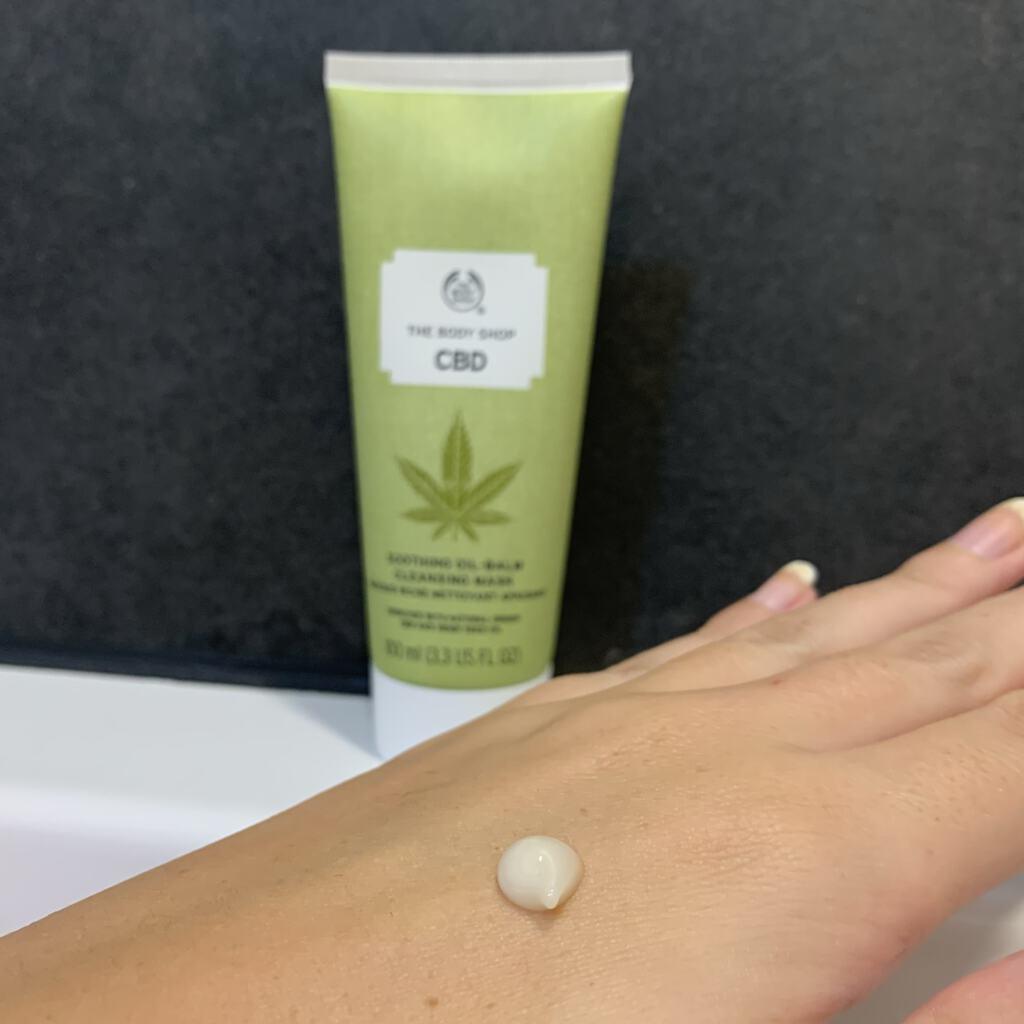 CBD Skincare van The Body Shop