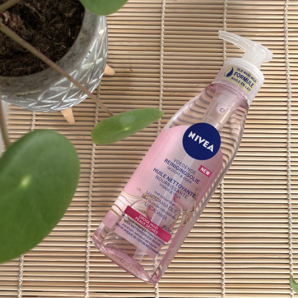 NIVEA Essentials Voedende Reinigingsolie
