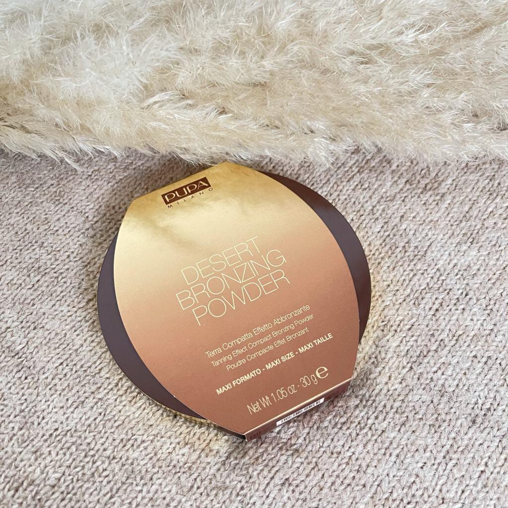 Pupa Desert Bronzing Powder