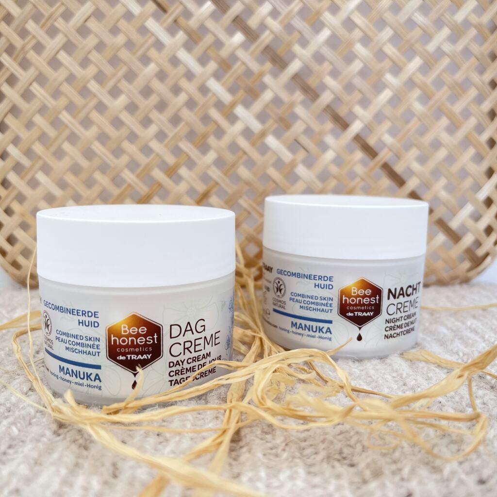 Bee Honest Cosmetics Dag- en nachtcrème