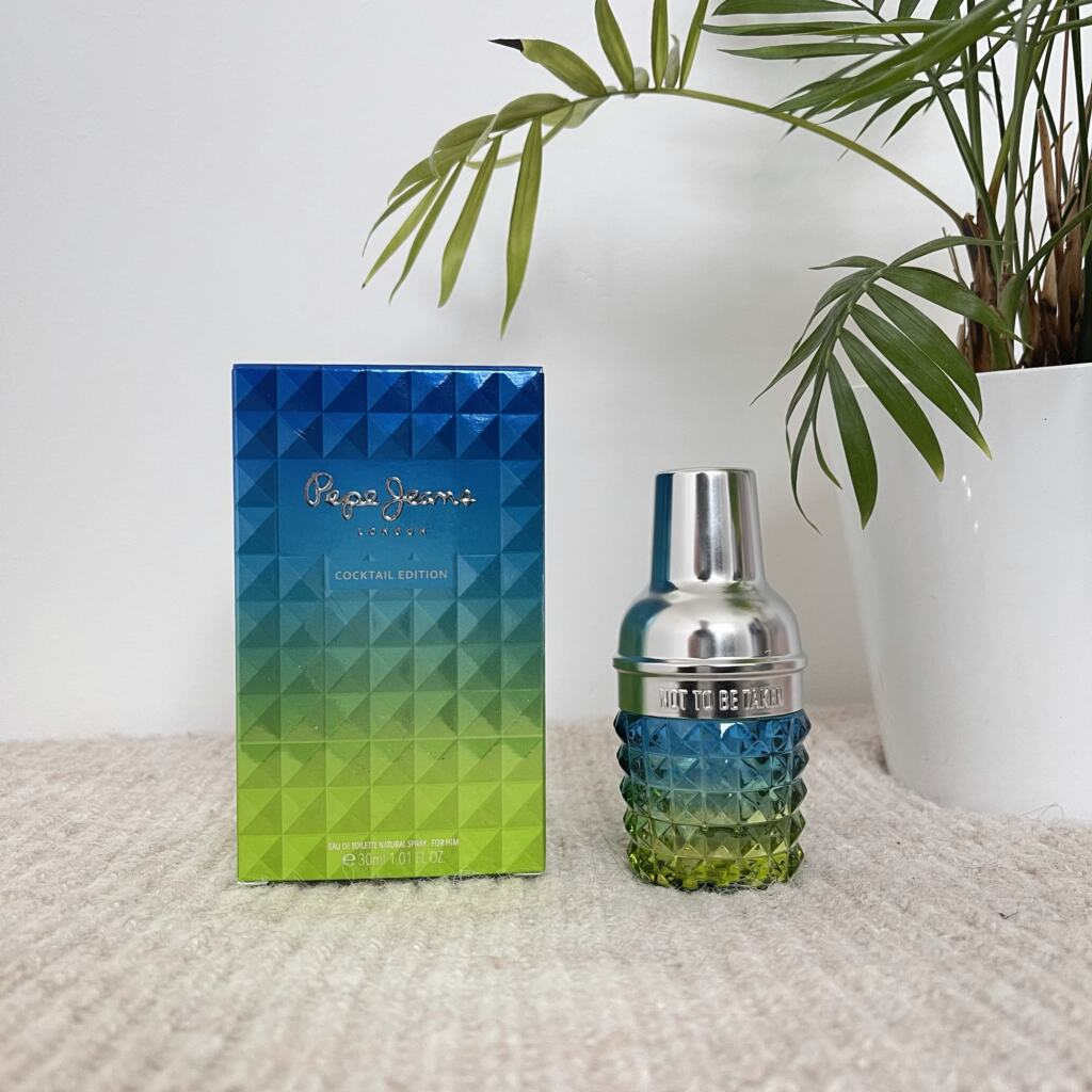Pepe Jeans cocktail edition