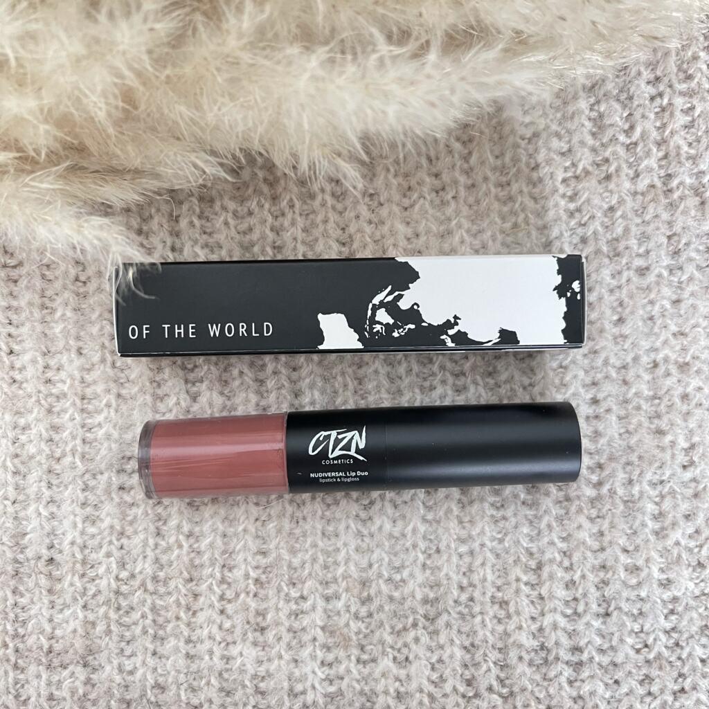 CTZN Cosmetics Nudiversal Lip Duo