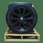 2016 2018 Powder Coated Black 10 Spoke 17 inch a