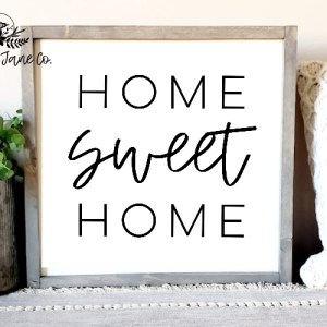 Home Sweet Home- PNG file