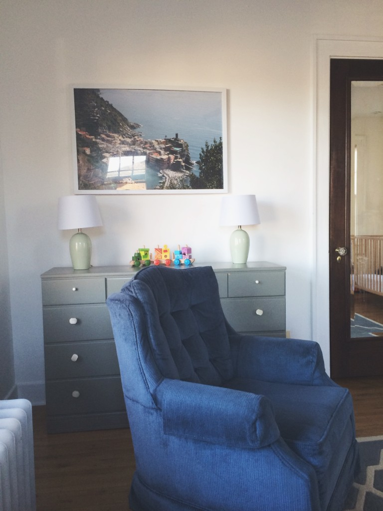 target white rocking chair wingback upholstery ideas our home: boy's bedroom | lindsey kubly