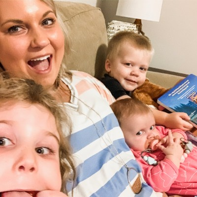 Confessions of a Mom of Three