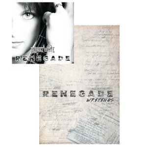 Renegade CD & Book