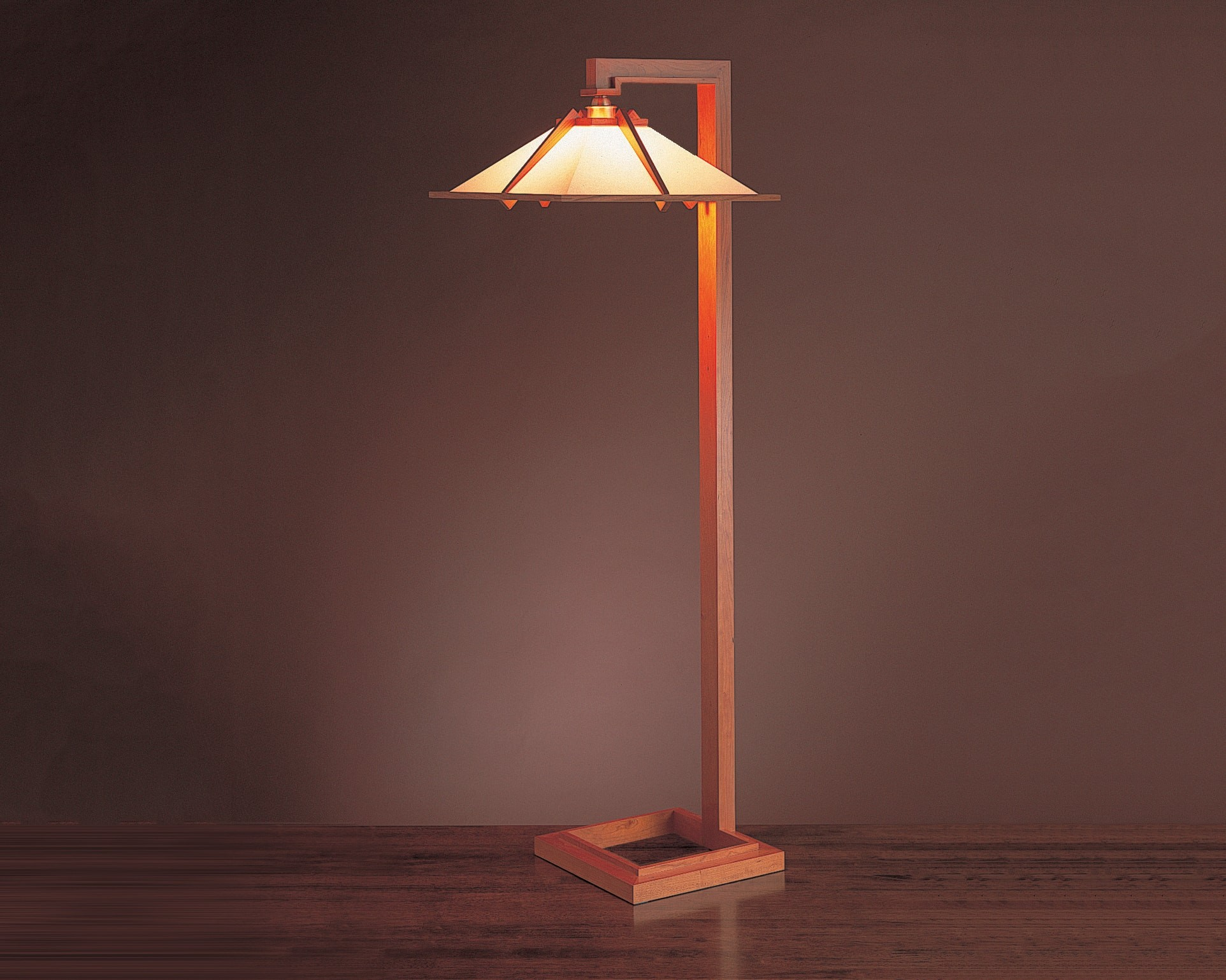Taliesin 1 [SE311] Floor Lamp
