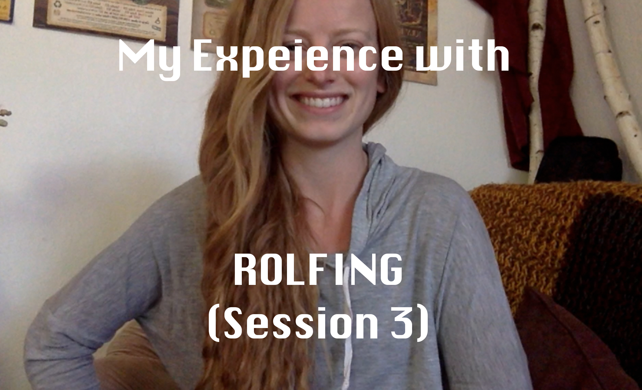 rolfing review experiment session 3 the lateral line structural integration