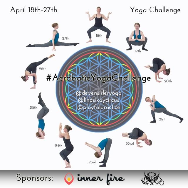 acrobatic yoga challenge on instagram helix rising inner fire lindsikay lindsikaycircus deven sisler devensisleryoga playful practice bryan flanders