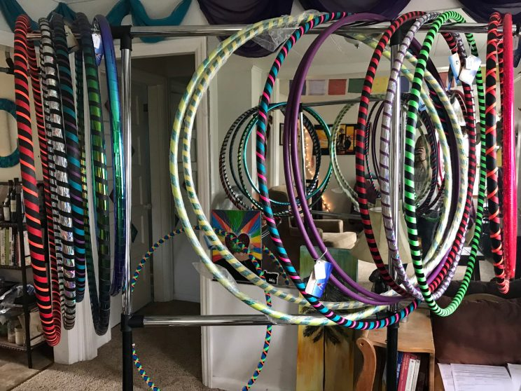 Hula Hoops by Lindsi Kay in Bend Oregon