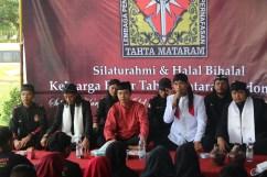 Halal Bi Halal Tahta Mataram Padepokan Lindu Aji 2018