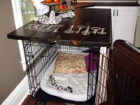 Living Room For Dog Crates - Best site wiring harness