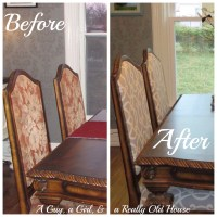 Dining Room Chairs | A Guy, A Girl, and a Really Old House!