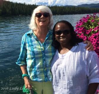 Lindy & Jocelyn at Hill's Resort